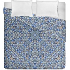 Geometric Luxury Ornate Duvet Cover Double Side (king Size) by dflcprints