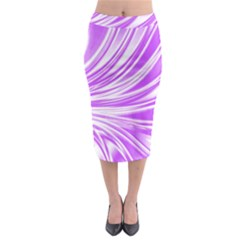 Colors Midi Pencil Skirt by ValentinaDesign
