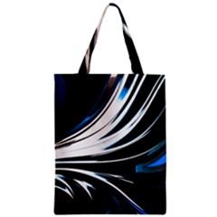Colors Zipper Classic Tote Bag by ValentinaDesign
