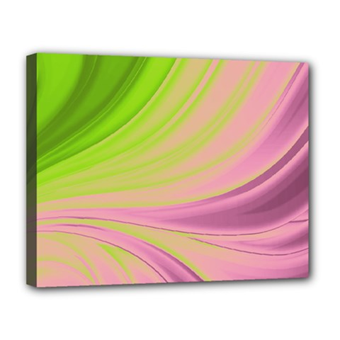 Colors Canvas 14  X 11  by ValentinaDesign