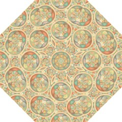 Complex Geometric Pattern Hook Handle Umbrellas (large) by linceazul