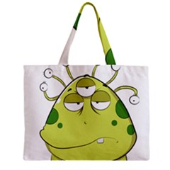 The Most Ugly Alien Ever Zipper Mini Tote Bag by Catifornia