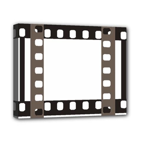 Frame Decorative Movie Cinema Canvas 10  X 8  by Nexatart