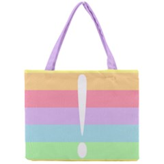 Condigender Flags Mini Tote Bag by Mariart