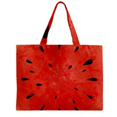 Summer Watermelon Design Mini Tote Bag by TastefulDesigns