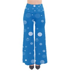 Decorative Dots Pattern Pants by ValentinaDesign