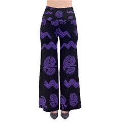 Aztecs Pattern Pants by ValentinaDesign