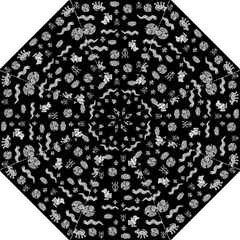 Aztecs Pattern Folding Umbrellas by ValentinaDesign