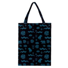 Aztecs Pattern Classic Tote Bag by ValentinaDesign