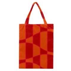 Background Texture Pattern Colorful Classic Tote Bag by Nexatart