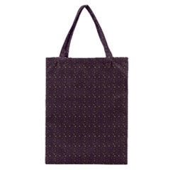 Pattern Background Star Classic Tote Bag by Nexatart