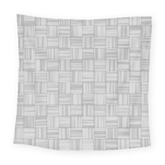 Flooring Household Pattern Square Tapestry (large) by Nexatart
