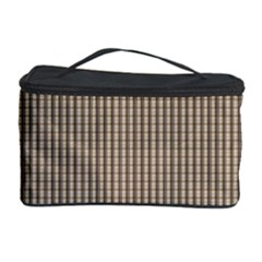 Pattern Background Stripes Karos Cosmetic Storage Case by Nexatart