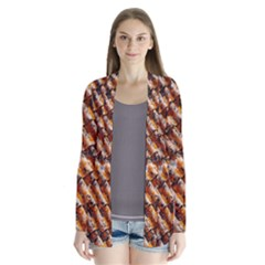 Dirty Pattern Roof Texture Cardigans by Nexatart