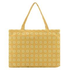 Pattern Background Texture Medium Zipper Tote Bag by Nexatart