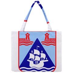 Haifa Coat Of Arms  Mini Tote Bag by abbeyz71