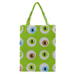 Eyes Background Structure Endless Classic Tote Bag by Nexatart
