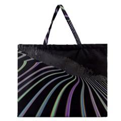 Graphic Design Graphic Design Zipper Large Tote Bag by Nexatart