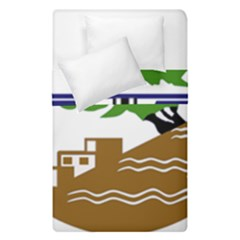Coat of Arms of Holon  Duvet Cover Double Side (Single Size)