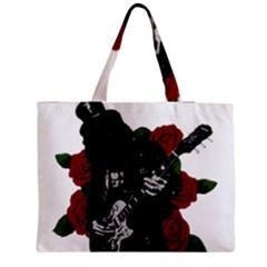Slash Medium Tote Bag by Valentinaart