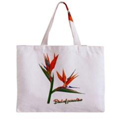 Bird Of Paradise Medium Tote Bag by Valentinaart