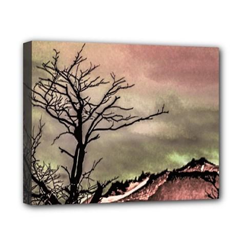 Fantasy Landscape Illustration Canvas 10  X 8  by dflcprints