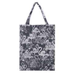 Flamingo Pattern Classic Tote Bag by ValentinaDesign