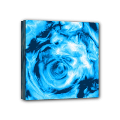 Abstract Art Mini Canvas 4  X 4  by ValentinaDesign