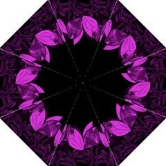 Tulips Straight Umbrellas by ValentinaDesign