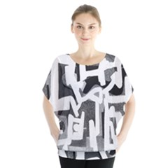 Abstract art Blouse by ValentinaDesign