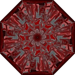 Abstract Art Folding Umbrellas by ValentinaDesign