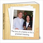 mom - 8x8 Photo Book (30 pages)