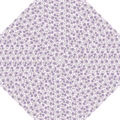 Roses Pattern Golf Umbrellas by Valentinaart