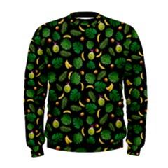 Tropical Pattern Men s Sweatshirt by Valentinaart