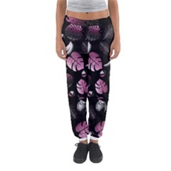 Tropical Pattern Women s Jogger Sweatpants by Valentinaart