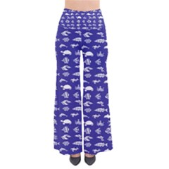 Fish Pattern Pants by ValentinaDesign