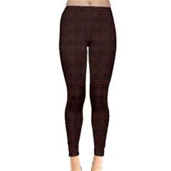 Pattern Leggings  by ValentinaDesign