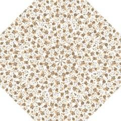 Floral Pattern Folding Umbrellas by ValentinaDesign
