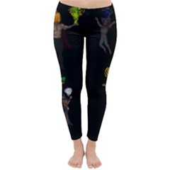 Samhain Classic Winter Leggings by smartoffantasy