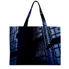 Graphic Design Background Zipper Mini Tote Bag by Nexatart