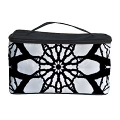 Pattern Abstract Fractal Cosmetic Storage Case by Nexatart