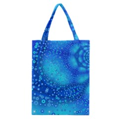Bokeh Background Light Reflections Classic Tote Bag by Nexatart