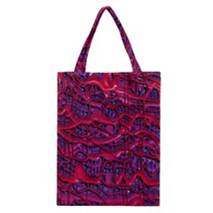 Plastic Mattress Background Classic Tote Bag by Nexatart