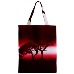 Sunset Classic Tote Bag by Valentinaart