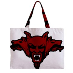 Dracula Mini Tote Bag by Valentinaart
