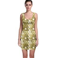 Cleopatras Gold Sleeveless Bodycon Dress by psweetsdesign