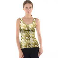 Cleopatras Gold Tank Top by psweetsdesign