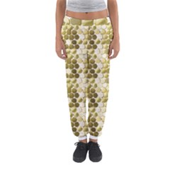 Cleopatras Gold Women s Jogger Sweatpants by psweetsdesign