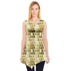 Cleopatras Gold Sleeveless Tunic by psweetsdesign