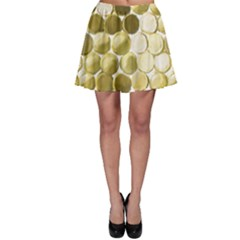Cleopatras Gold Skater Skirt by psweetsdesign